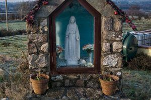 Legga to Aughnacliffe Road, Co Longford,Ireland.