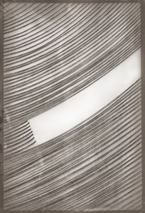 "Wipe, 2017. 33 x 44"" Archival Inkjet Print on Aquarelle Rag 310 GSM"