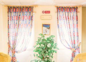 Relaxation area and tea room. © Luigi Avantaggiato