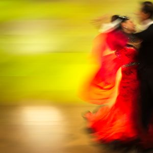 Ballroom #7:  Sensualità Sensuality