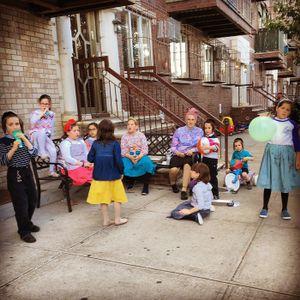 Street Dailies: Portraits of the Hasidic Community, Spencer Street, 2016