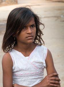 Gesichter Indiens - Stolz