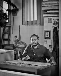Miguel Aragon, Printmaker