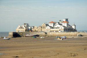 Knightstone Island, Weston-super-Mare