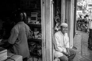 portrait of moslem
