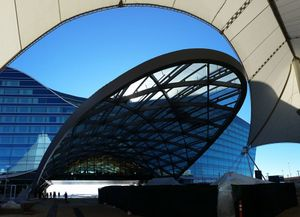 Denver Airport and Hotel