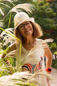 Bernadette / Jacques Chirac Museum's Garden