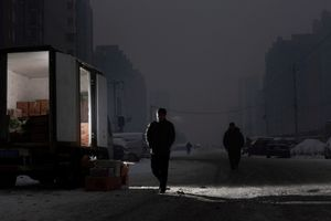 Globally, over three million people die because of air pollution every year. © Aleksi Poutanen
