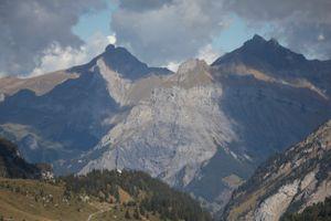 Mountains within mountains