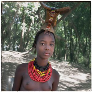 Ethiopia Tribes No5