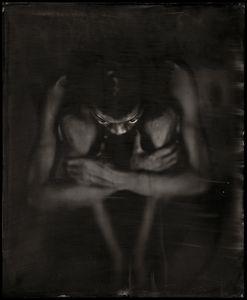 Thabo, waiting ©Karoline Schneider 2013