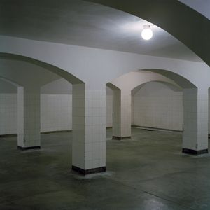 Morgue, Sachsenhausen Memorial and Museum