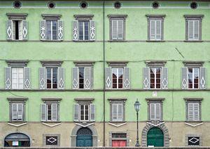 Palazzo Landucci - Lungarno Gambacorti, Pisa