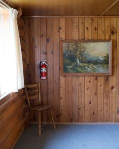 Hallway Painting.
