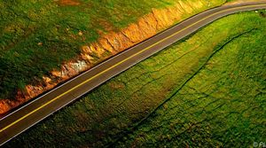 Kite Aerial Photography in California