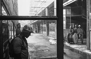Arbeiter, Salisbury Claims, Johannesburg
