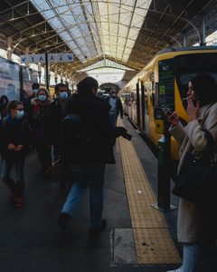 Estação São Bento do Porto