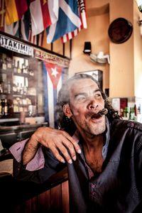 Smokin Cohiba
