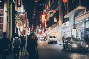 Lost in Chinatown