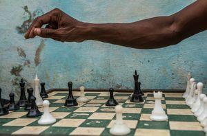 Cuba Chess Move #1