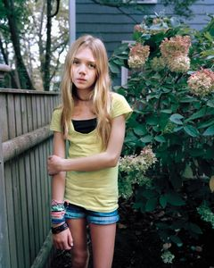 Molly 12, Brookline Massachusetts, 2011