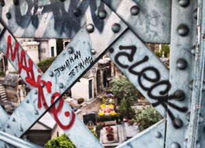 Série Montmartre - Amour à mort