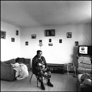 © George Webber - Madeline Okimow, Loon Lake, Saskatchewan, 1995
