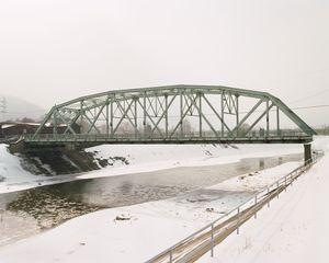 February 2007, Hickory Street Bridge