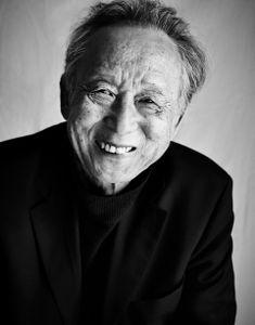 Portrait Gao Xingjian
