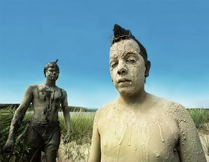 The Mud Cliff Boys