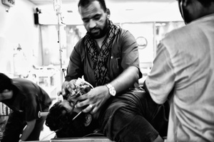 Ras Lanuf, LIBYA 2011