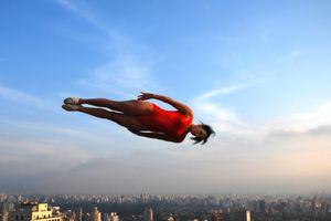 Flying Girl © Karina Sechi Serboff, Brazil