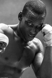 Boxeur à La Havane