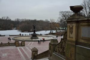 Central Park NY Fountain
