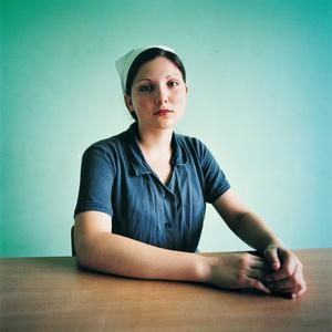 Lena , sentenced for organizing a rape , Juvenile Prison for Girls, Ukraine 2009