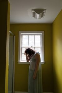 Self Portrait (Yellow Room)