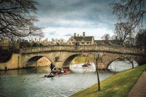 Pictures of Cambridge #1
