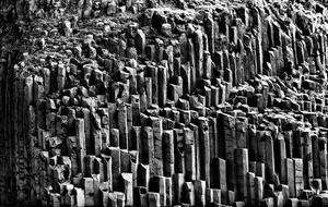 Basalt Piles