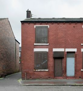 Boarded - up Houses - Manchester