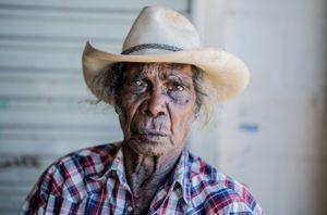 Carlo Edwards, Elder and Retired Stockman
