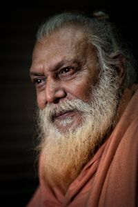 Sadhu portrait 06