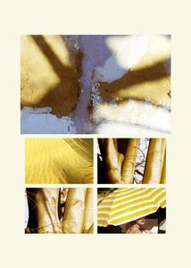 N°65 - Passage - Jaune des sables - 2008.