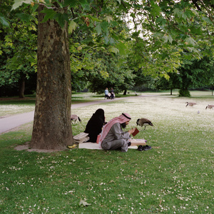 Regents Park, London, England