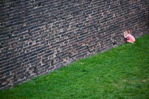 A magic world in a wall