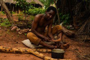 El origen de las artesanías de Africa