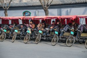 Rickshaw Break