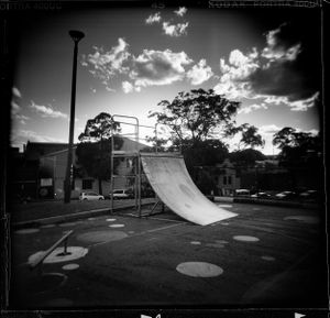 Fernside Ramp, Waterloo, NSW