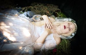 Ophelia in Mourning