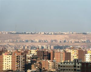 Excavation & housing, Mokattam Hills, Cairo