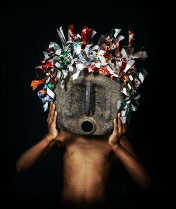 Trash Mask_grey